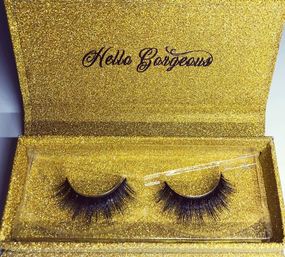 HAI SOCIETY LUXURY LASHES - GLITZ & GLAM