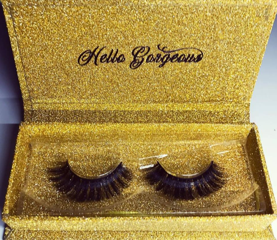 HAI SOCIETY LUXURY LASHES - HOLLYWOOD