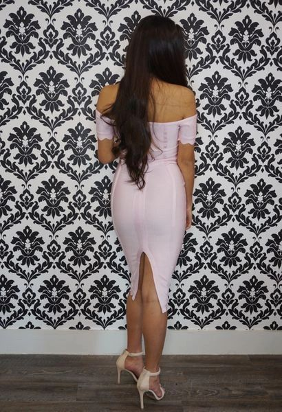 """MARISSA"" BANDAGE DRESS"