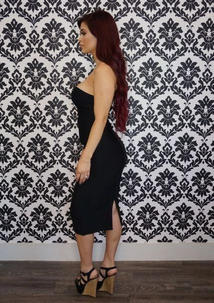 """MONICA"" BANDAGE DRESS"