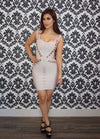 """OPHELIA"" BANDAGE DRESS"