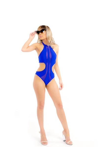 """ROYAL"" SWIMSUIT"
