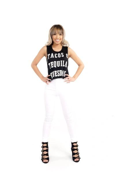 """TACOS & TEQUILA TUESDAY"" TANK"