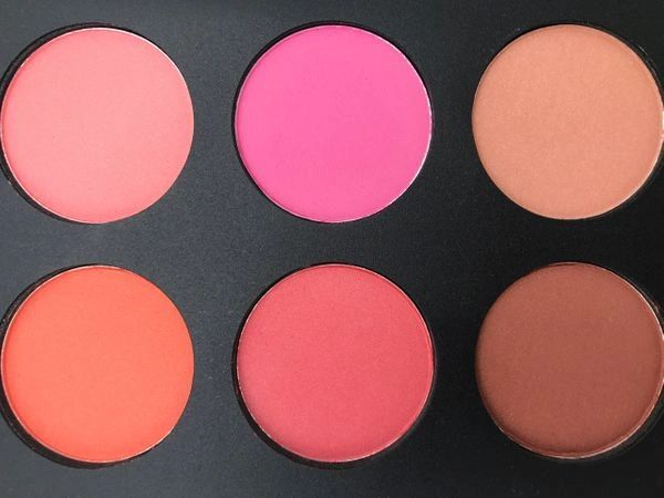 HAI SOCIETY BLUSH PALETTE
