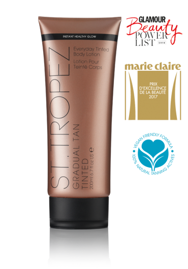 ST.TROPEZ GRADUAL TAN TINTED LOTION