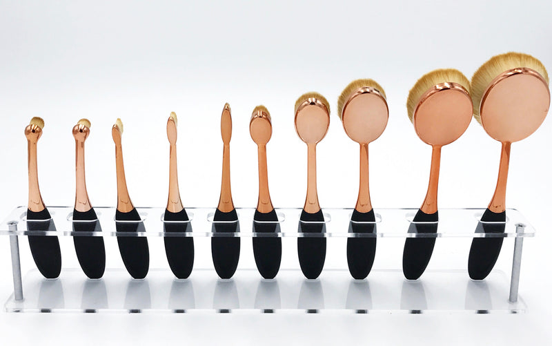 HAI SOCIETY MAKE UP BRUSH SET