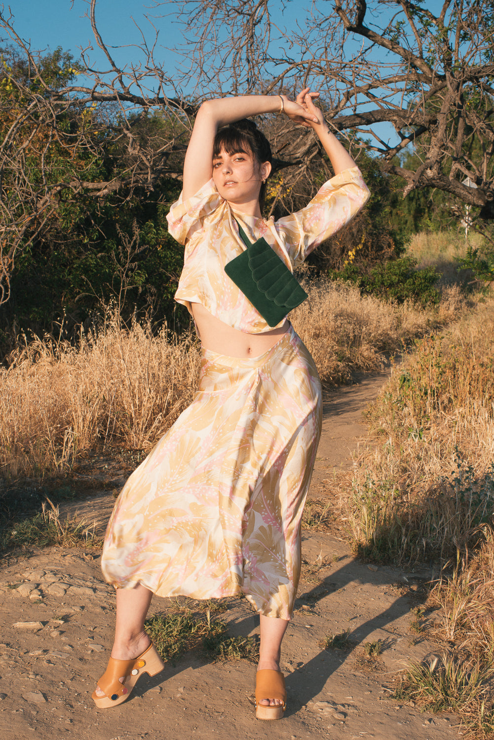 Shell Fanny Pack | ROSEMARY