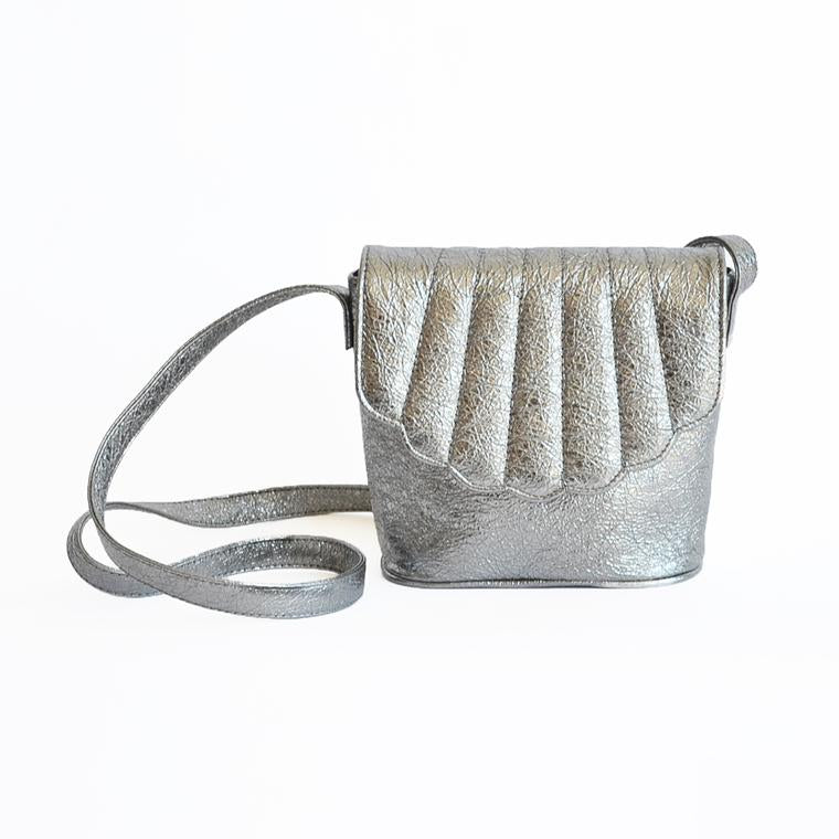 Blanche Shell Canteen || SILVER