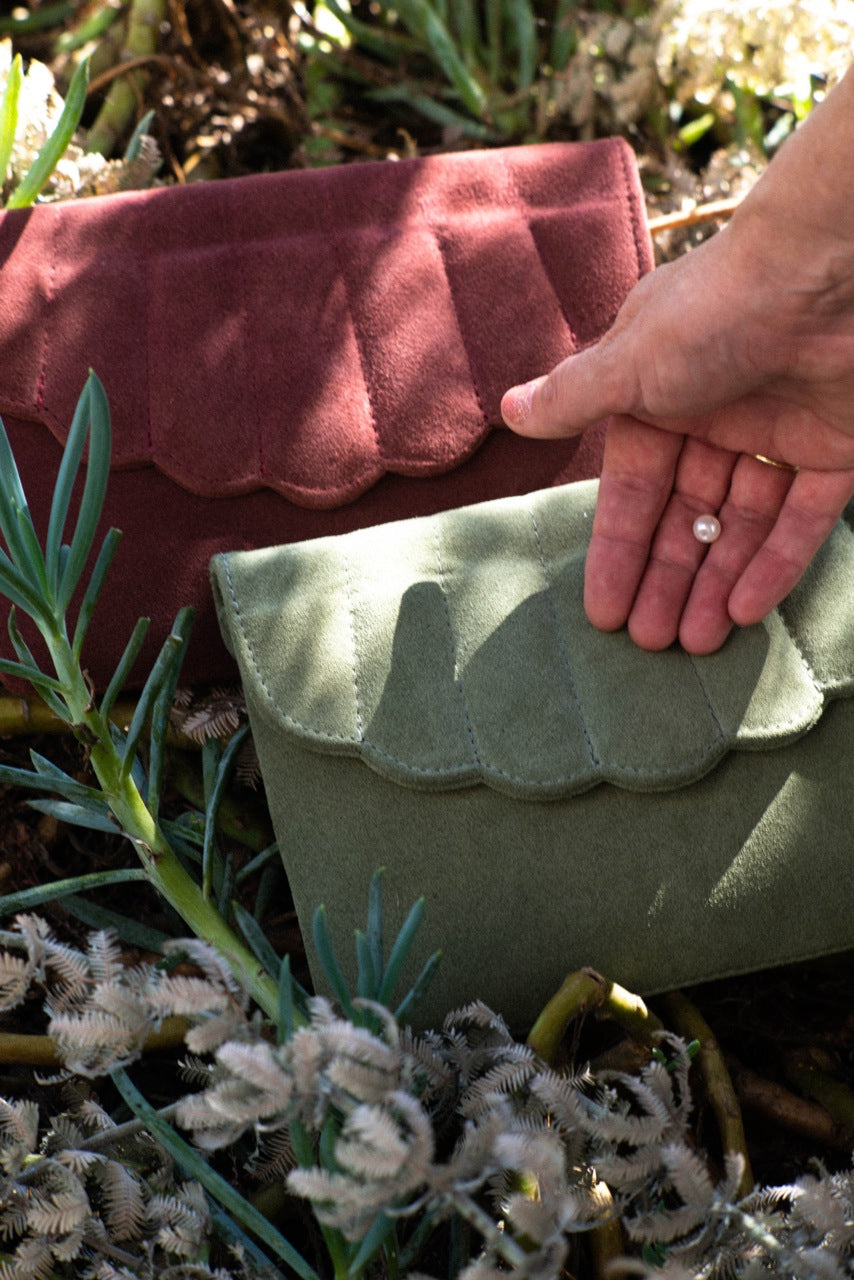 Shell Fanny Pack | OLIVE