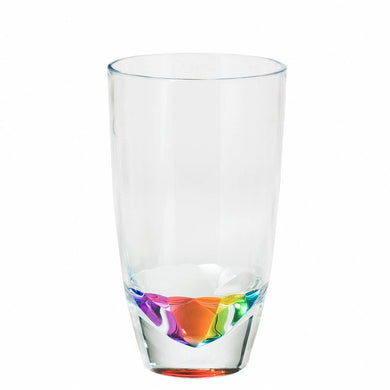 Rainbow Diamond Tumbler
