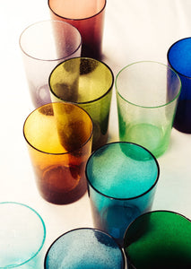 Handmade Glass Tumbler