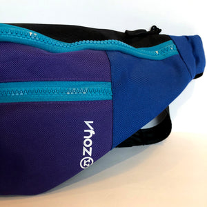 Gravity Cross Bag Purple x Blue