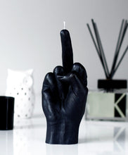 Load image into Gallery viewer, F*ck You Hand Candle