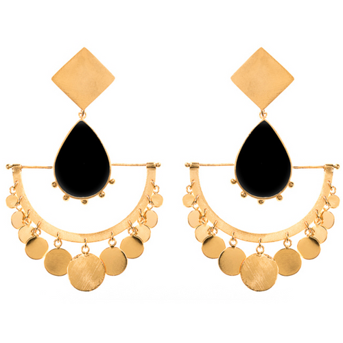 Mictla Earrings