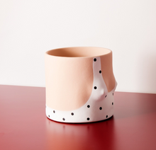 Load image into Gallery viewer, Classic Top Pot - Light - Polka Dots