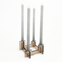 Load image into Gallery viewer, DIY Candle Holder for 4