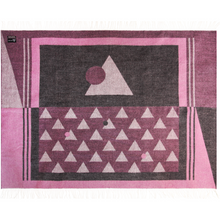 Load image into Gallery viewer, Pink Andes Throw