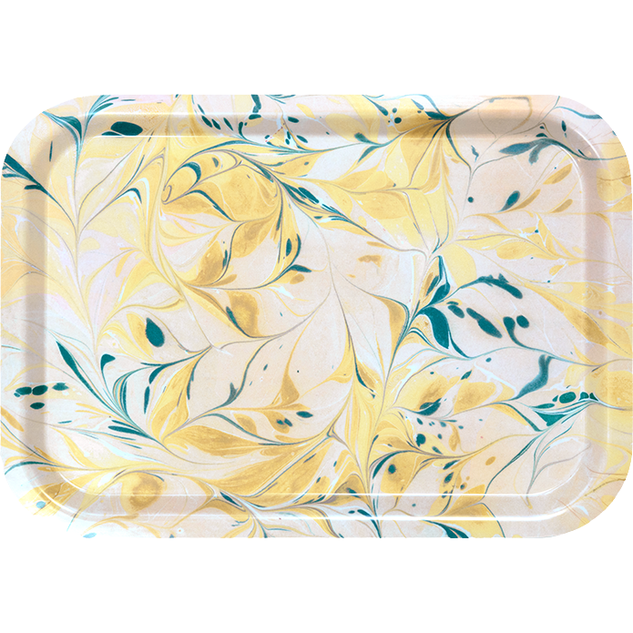 Summer Glory Lunch Tray
