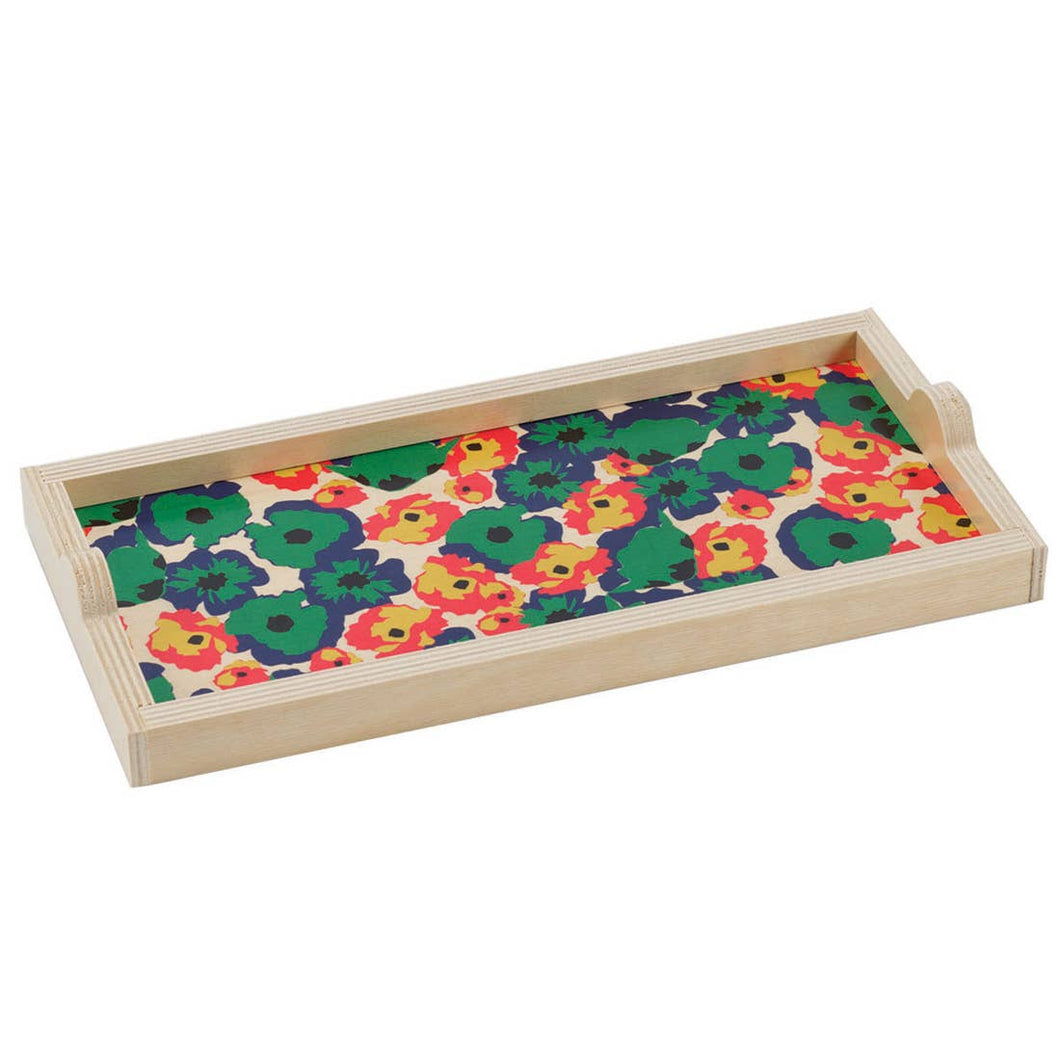 Poppy Green Mini Tray
