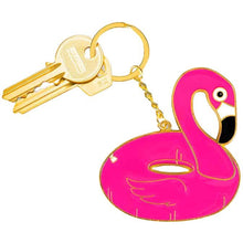 Load image into Gallery viewer, Pool Float Oversized Keychain