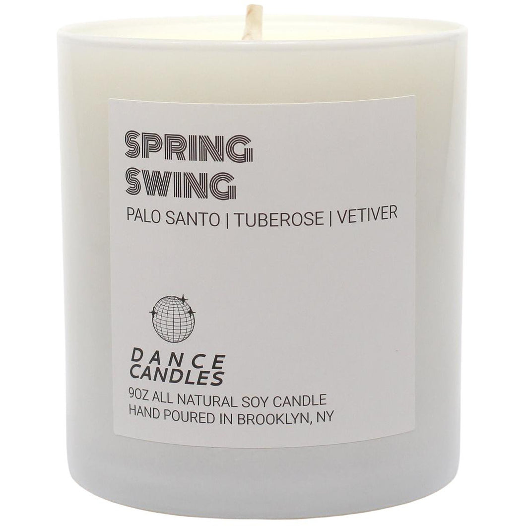 Spring Swing Candle
