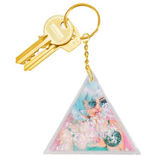 Load image into Gallery viewer, Aqua Keychain