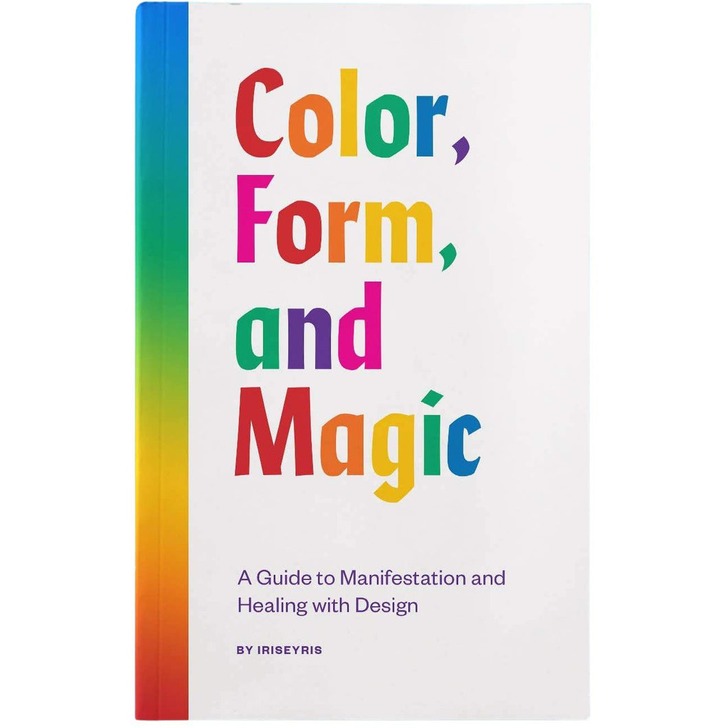Color, Form, and, Magic Book