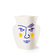 Load image into Gallery viewer, Janus Mini Paper Vase