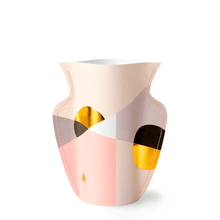 Load image into Gallery viewer, Siena Pink Mini Paper Vase