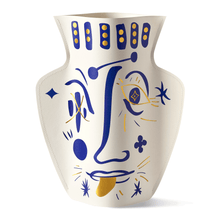 Load image into Gallery viewer, Jaime Hayon Paper Vase - White