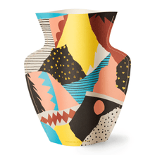Load image into Gallery viewer, Vesuvio Paper Vase