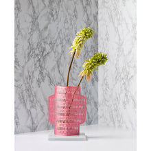 Load image into Gallery viewer, Aurea Perforated Paper Vase