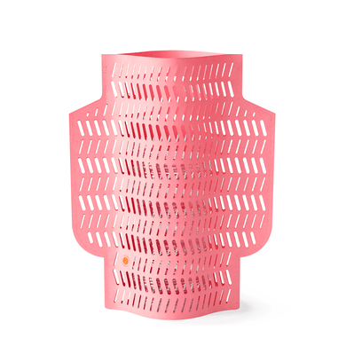 Aurea Perforated Paper Vase