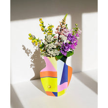 Load image into Gallery viewer, Bazaar Paper Vase