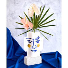Load image into Gallery viewer, Janus Paper Vase
