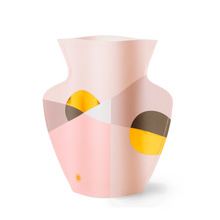 Load image into Gallery viewer, Siena Pink Paper Vase