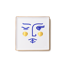 Load image into Gallery viewer, Janus Goddess Ceramic Tray