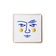 Load image into Gallery viewer, Janus Warrior Ceramic Tray