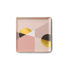 Load image into Gallery viewer, Siena Pink Ceramic Tray