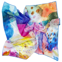 Load image into Gallery viewer, Underworld Cotton Scarf