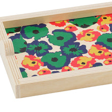 Load image into Gallery viewer, Poppy Green Mini Tray