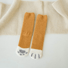 Load image into Gallery viewer, Cute Cat Claw Socks (3pairs)