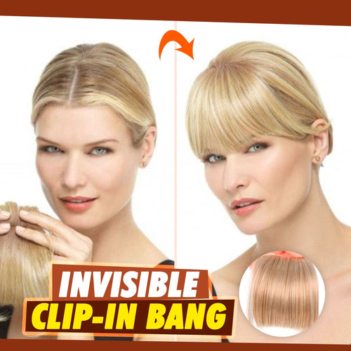 Seamless Clip-In Bangs