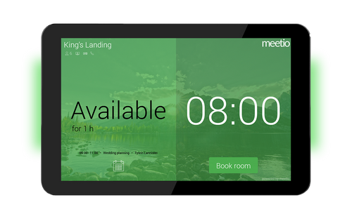 Meetio Room software