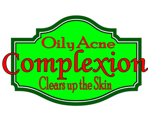 Oily Complextion