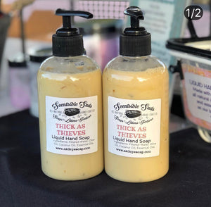 Liquid Thick as Thieves Hand Soap