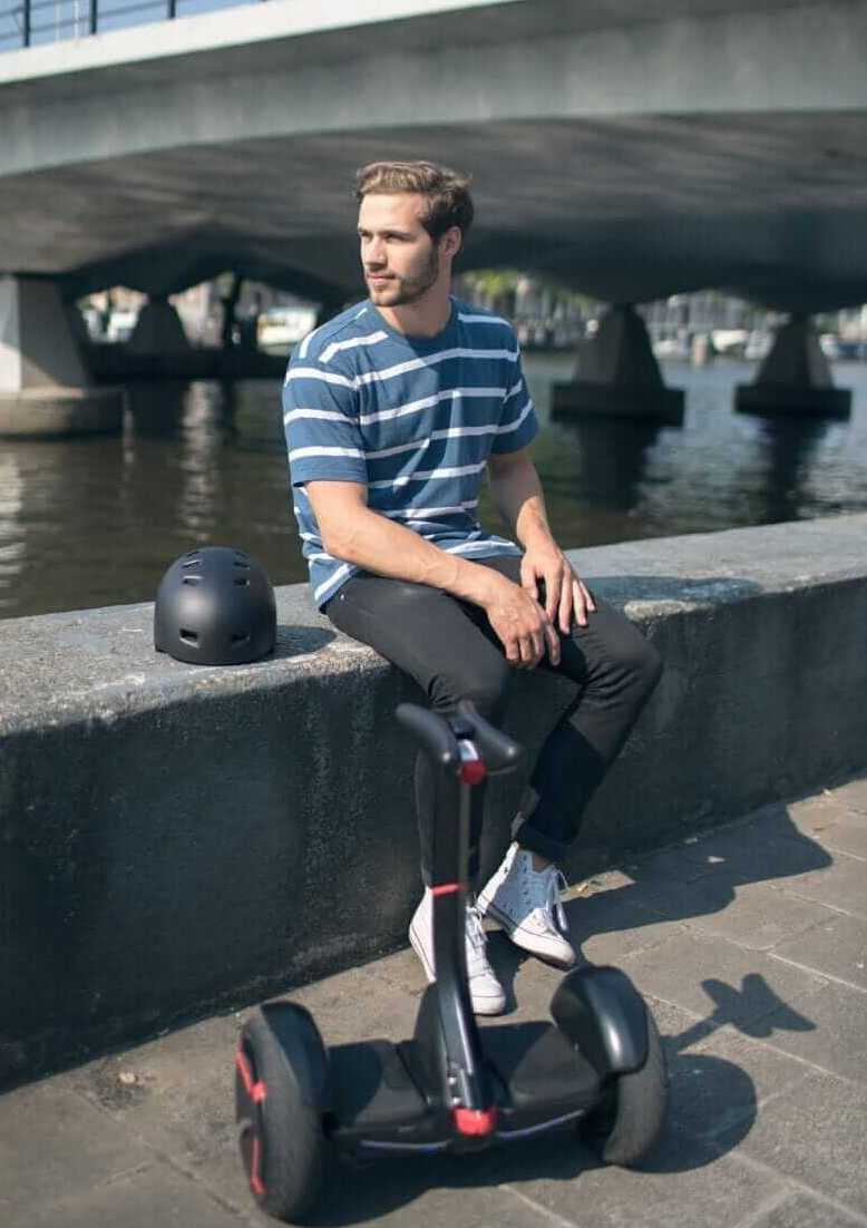 2019 Ninebot by Segway Electric Scooter ES2 – My eMobility Store