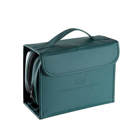 Trousse de Toilette Voyage Pliable Stirage Treasur House™
