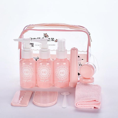 Kit Trousse de Toilette Avion