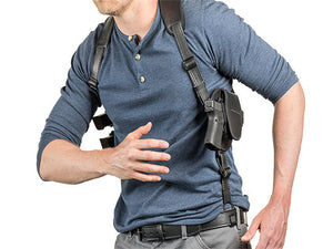 🔥Buy 2 Save $5🔥 Deluxe Shoulder Holster for Open or Concealed Carry